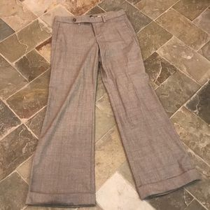 GAP wide-leg trouser in taupe